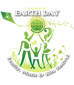 Garretts Light Earth Day FQMK Logo